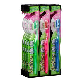Зубная щётка Др.Клин Touch средняя жесткость Ош