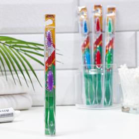 Зубная щётка Др.Клин S66 средняя жесткость Ош