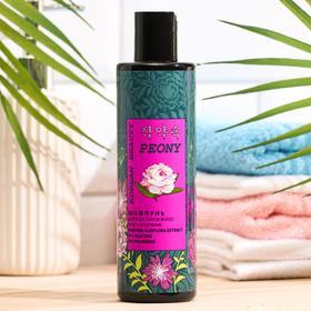 Шампунь для волос KOREAN BEAUTY ПИОН 250 мл