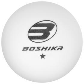 Мяч для настольного тенниса BOSHIKA Training 1* Ош