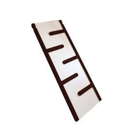 Скат-скалодром Kampfer Scate №5, цвет шоколадный