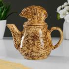 """Чайник с крышкой """"Медведь"""" 350мл - Фото 1"""