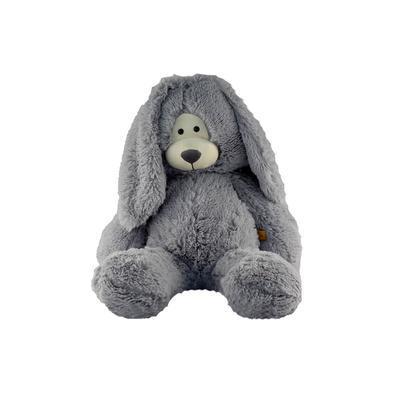 Игрушка мягконабивная «Заяц», 70 см, серый - Фото 1