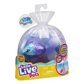 Интерактивная игрушка «Волшебная рыбка Lil' Dippers», синяя