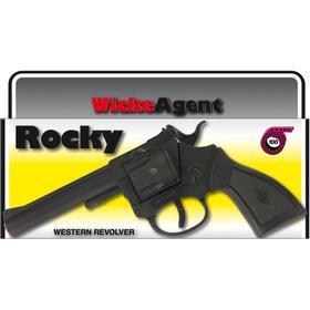 Пистолет Rocky 100-зарядные Gun, Western 192 мм