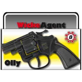 Пистолет Olly 8-зарядные Gun, Agent 127 см