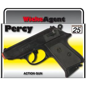 Пистолет Percy, 25-зарядные Gun, Agent 158 мм