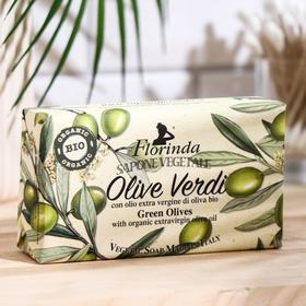 Мыло Florinda Olive Oil / Оливковое масло (органик) 200 г