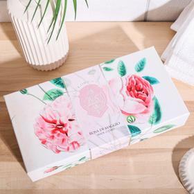 Набор мыла La Florentina Rose of May / Майская роза 3*150 г