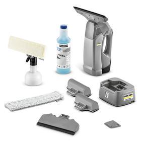 Стеклоочиститель Karcher WVP 10 Adv, профессиональный, 200 мл, работа 30 м, серый