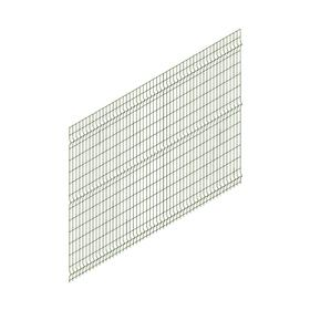 Панельное ограждение ПРЕГРАДА 2,7х1,47 м, ячейка 55х235 мм, d прута-3мм, цвет зеленый Ош