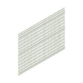 Панельное ограждение ПРЕГРАДА 2,7х1,74 м, ячейка 55х235 мм, d прута-3мм, цвет зеленый Ош
