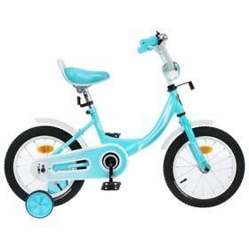Велосипед 14' Graffiti Fashion Girl, цвет бирюзовый Ош