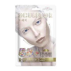 """Гидрогелевая маска-липолитик Estelare SCULPTOR """"Пластический эффект"""" 55+  11 г"""