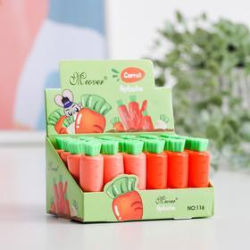 Бальзам для губ «Морковка», микс цветов и ароматов Ош