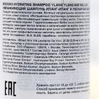 Шампунь ESSERE Hydrating Shampoo Ylang Ylang and Mallow 250 мл - Фото 2