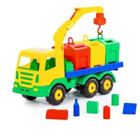 Автомобиль-контейнеровоз «Престиж»