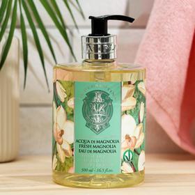 Жидкое мыло La Florentina Fresh Magnolia / Свежая магнолия 500 мл