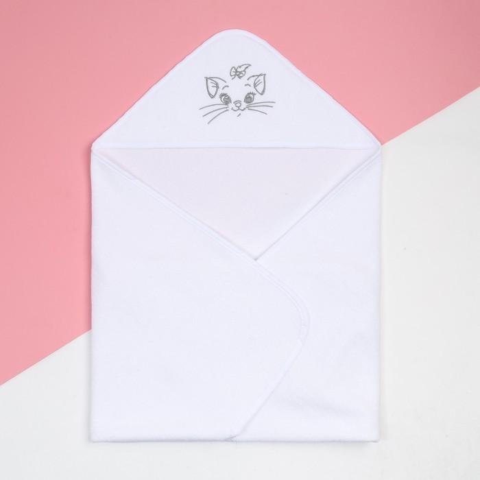 """Махровое полотенце с уголком """"Marie"""", 75*75 см, хлопок 100%"""