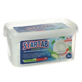 """Средство для посудомоечных машин """"StarTab"""", порошок 3 кг"""