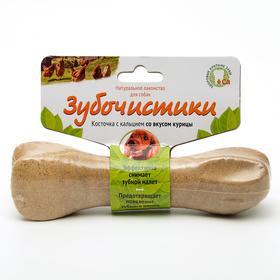 """""""Зубочистики"""" для собак средних пород со вкусом курицы, 95 г"""