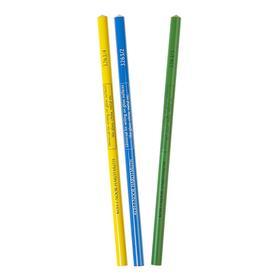 Набор 3шт карандаш спец K-I-N 3263 д/пис по ст мет пл(с, ж, з) (1295190, 2364416, 3732512)