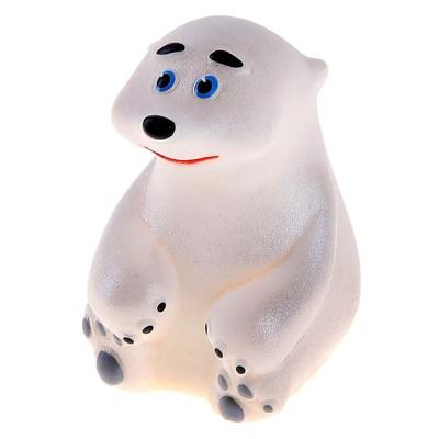 Резиновая игрушка «Малыш Медвежонок» - Фото 1