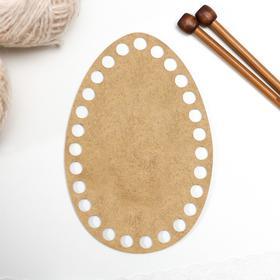 Заготовка для вязания 'Яйцо' 10х15 см Ош