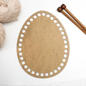 Заготовка для вязания 'Яйцо' 14х18 см Ош