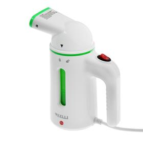 Отпариватель KELLI KL-309, ручной, 1600 Вт, 0.15 л, зеленый Ош
