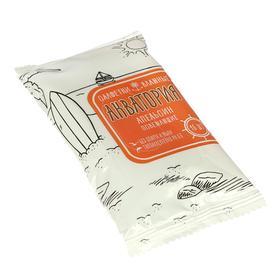 Влажные салфетки «Акватория», апельсин, освещающие, 15 шт Ош