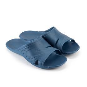 Сланцы мужские «Отель» цвет синий, размер 45-46 Ош