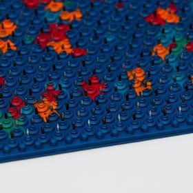 Аппликатор Ляпко «Коврик малый» (шаг игл 6,0 мм; размер 237 х 137 мм)