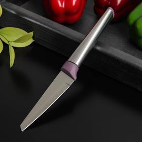 Нож Cloud, овощной, лезвие 8 см, цвет МИКС