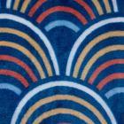 Покрывало-плед с рукавами Радуга, 140х180см - Фото 3