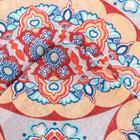 Постельное бельё Samy «Розетка» 1,5 сп 150х210, 147х210, 70х70 см -2 шт - Фото 3