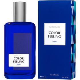 Туалетная вода мужская Color Feeling Blue,100 мл