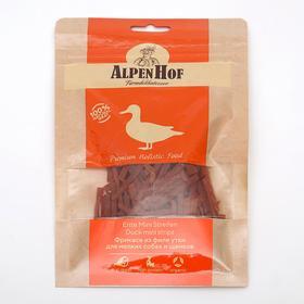 Фрикасе из утки AlpenHof для собак и щенков мелких пород, 50 г