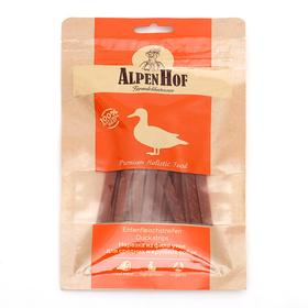 Нарезка из филе утки AlpenHof для собак средних и крупных пород, 80 г