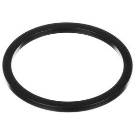 Кольцо проставочное 1-1/8'Х2мм, цвет черный Ош