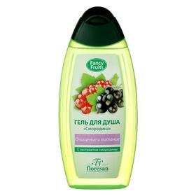 """Гель для душа Floresan Fancy Fruits """"Смородина"""" 350 мл"""