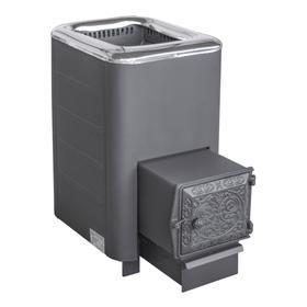 Печь банная «Берёзка 15», универсальная, под бак 35 л или теплообменник