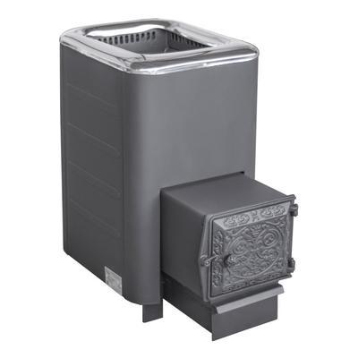 Печь банная «Берёзка 15», универсальная, под бак 35 л или теплообменник - Фото 1