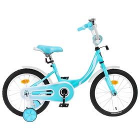 Велосипед 16' Graffiti Fashion Girl, цвет бирюзовый Ош