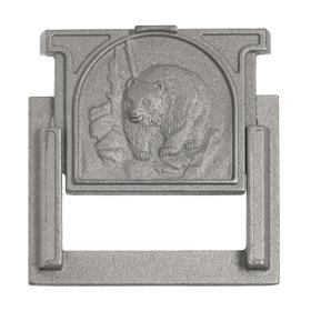 Дверка прочистная «Хозяин тайги», ДПР-3, Рубцовск, 182х140х35 мм Ош