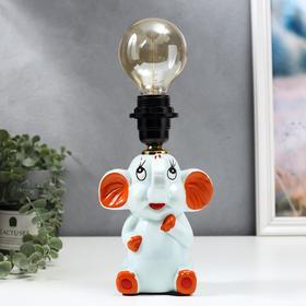 Основание для лампы 'Слоненок'  1х60Вт Е27 Ош