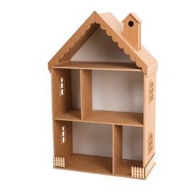 Кукольный домик «Вероника» без покраски