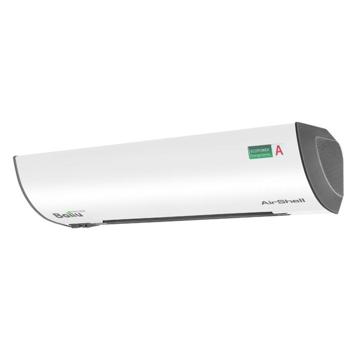 Тепловая завеса Ballu BHC-L05S02-S, 2000 Вт, 1 режим, 300 м3/ч, белая
