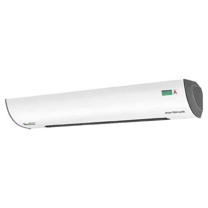 Тепловая завеса Ballu BHC-L09S03-ST, 3000 Вт, 3 режима, 480 м3/ч, механическое, белая