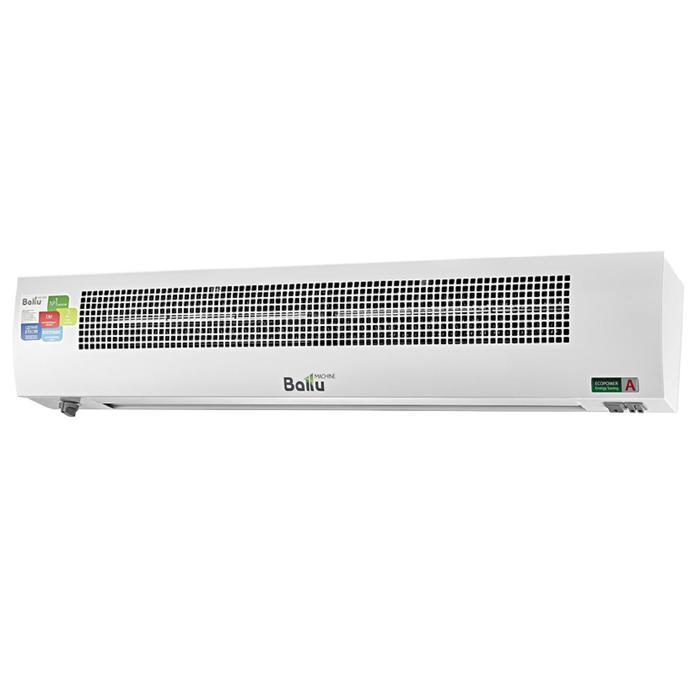 Тепловая завеса Ballu BHC-L10T05, 5000 Вт, 3 режима, 750 м3/ч, белая
